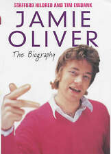 Jamie Oliver: The Biography, Stafford Hildred, Tim Ewbank, Hardcover, New