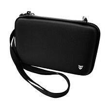 Technoskin - New 3DS XL, 3DS XL - Travel Carrying Case - Black - 8 Game Holde...