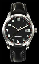 W2  - Pilot Anonym - ETA 2824 SWISS MADE - FLIEGERUHR