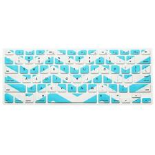Soft Keyboard Silicone Cover Case Protect Skin For MacBook Pro 13''-15''