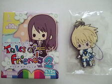 Flynn Scifo Rubber Strap Key Chain Tales of Vesperia TOV Friends #2 KOTOBUKIYA