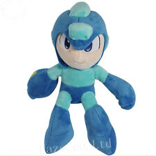 MegaMan/Rockman Series Stuffed 10.6'' Mega Man Soft Plush Toys
