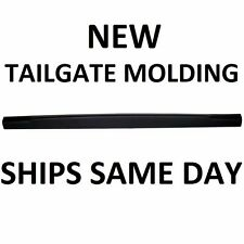 NEW TAILGATE TOP PROTECTOR 2007-2013 Ford SUPER DUTY F250 F350 Truck Molding Cap