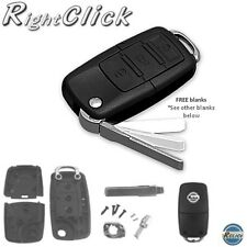 UNIVERSAL Remote Key case with free blank For Any Car  R669W-RKEY