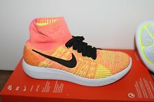 Nike WMNS Free Lunarepic Flyknit Femme Course Chaussure Taille 38,US 7
