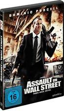 ** Assault on Wall Street ** Dominik Purcell  ** DVD ** Wie Neu **