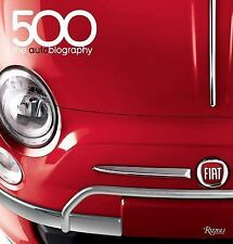 Fiat 500: The Autobiography-ExLibrary