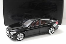 1:18 RMZ Model BMW 5 Series 535i GT black NEW bei PREMIUM-MODELCARS