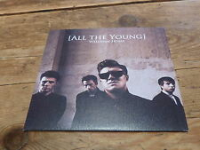 ALL THE YOUNG - WELCOME HOME !!!!!!!!!RARE CD PROMO!!!!!!!!!