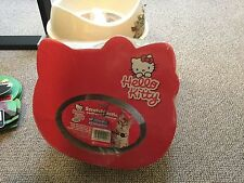 Hello kitty scratchtastic carton chat scratch board with catnip bnwt