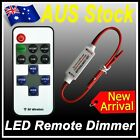 LED Wireless RF Remote Strip Light Controller Dimmer Caravan Camper solar