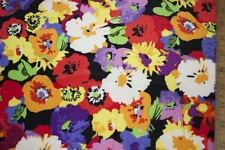 Multicolored Floral ITY Print #82 Stretch Polyester Lycra Spandex Fabric BTY