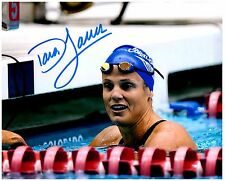 DARA TORRES Signed Autographed TEAM U.S.A. Olympic Swimming 8x10 Pic. E
