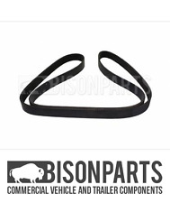 """VOLVO FMX VERSION I & II 2010-2013 & 2013 ONWARDS POLY V BELT 1446MM BP118-034"