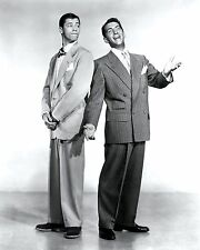 DEAN MARTIN AND JERRY LEWIS - 8X10 PUBLICITY PHOTO (ZZ-009)