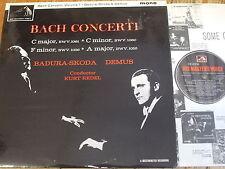 CLP 1748 Bach Concerti Vol. 1 / Badura-Skoda / Demus