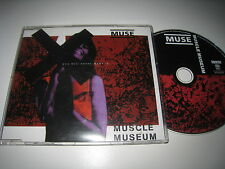 MUSE Muscle Museum 4-Track CD 1999 MotorMusic 561 360-2