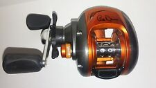 Quantum BILL DANCE Baitcast FISHING Reel  6.2:1  LEFT handed  3-bearing