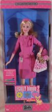 NRFB! 2003 MATTEL BARBIE COLLECTOR EDITION LEGALLY BLONDE 2 RED WHITE AND BLONDE