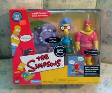 Simpsons Lunar Base Playset with Radioactive Man and Fallout Boy (2001)