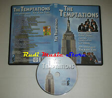 DVD THE TEMPTATIONS With special guest FOUR TOPS 2005 germany mc lp vhs cd