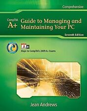 Managing and Maintaining Your PC by Jean Andrews (2009, Hardcover)
