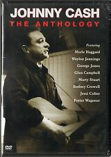 Johnny Cash - The Anthology (DVD, 2002) NEW