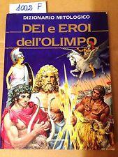 AA.vv. - DEI E EROI DELL'OLIMPO  dizionario mitologico  -  DAMI EDITORE  -  1992