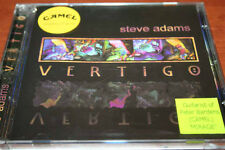 STEVE ADAMS Vertigo !!! OSCAR REC GUITARIST OF PETER BARDENS ex CAMEL RARE PROG