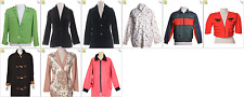 JOB LOT OF 9 VINTAGE MIXED JACKETS - Mix of Era's, styles and sizes (18094)*