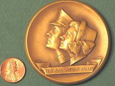 RARE Non Dated THE SALVATION ARMY Centennial Medal 1965 by Robert A Weinman Coin