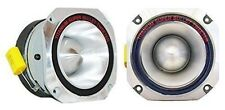 "2x Ignite Pro 4"" Titanium Bullet Tweeter Car Pro Super Tweeter PT-01 - 1500W"