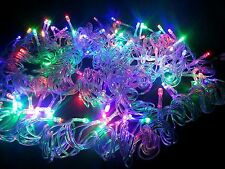 Christmas Lights 100 LED Multi-color Musical Xmas Lights Decor Tree Lights USB