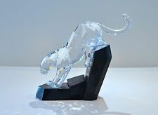 Swarovski Crystal Soulmates Panther Clear 874337 Brand New In Box Rare