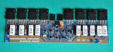 300 Watts(rms) Bi-Polar Class AB Audio Power Amplifier Drive Board Finished Kit