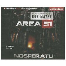 Area 51: Nosferatu 0 by Bob Mayer (2013, CD, Unabridged)