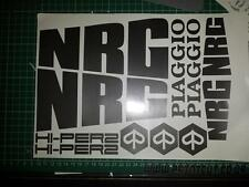 Piaggio NRG (New Shape) Decals / Sticker Set All colours available!