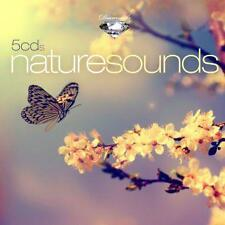 CD Nature Sounds von Various Artists 5CDs incl Wal Gesänge