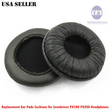 Replacement Ear Pads Cushions for Sennheiser PX100 PX200 PXC250 Headphones