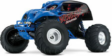 Traxxas 360641 Skully 1/10 Scale RTR Monster Truck TQ 2.4GHz Random TRA360641 HH