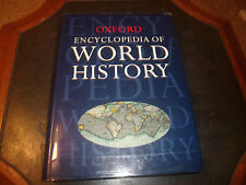 Encyclopedia of World History (1999, Hardcover) Oxford