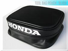 HONDA XR200R 1984-1987 XR250R 1984-1985 BLACK TOOL BAG POUCH (mi)