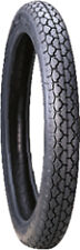 Duro HF319 Classic Vintage Front or Rear Motorcycle Tire Size: 2.75-17