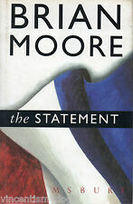 The Statement by Brian Moore (Hardback, 1995)