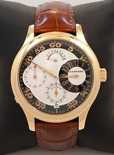CHOPARD LUC QUADRATTO REGULATEUR LIMITED EDITION 18K YELLOW GOLD MEN'S 16/1874