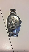 Invicta 5759 Men's Reserve Lupah Meteorite Titanium and Steel Watch Automatic