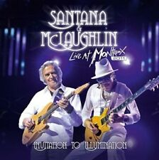 CARLOS JOHN SANTANA - INVITATION TO ILLUMINATION-LIVE AT MONTREUX 2011  CD NEU
