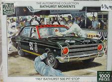 The Automotive Collection Bathurst Moments 1967 Bathurst Pit Stop Puzzle 1000pcs