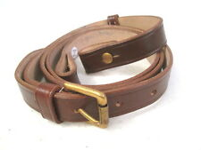 WWII Japanese Type 14 or 94 Holster Leather Shoulder Strap - Reproduction