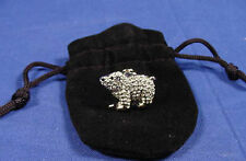 2011 Swarovski SCS Event Polar Bear Tie Tac/Pin